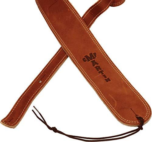 Martin Baseball Glove Leather Guitar Strap