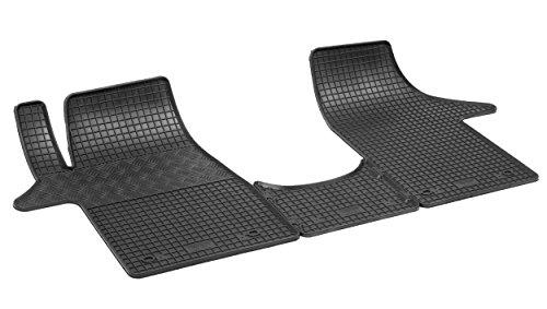 Fußmatten Gummifußmatten Automatten Passgenau Gummimatten Premium Qualität Fahrzeugspezifisch TX-2778-1