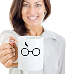 An interesting design for caffeine dosing with Delight – a morning composition to enjoy! This coffee mug triggers a perfect conversation. Hot Coffee or Tea Greater Than – Whether you're in this oversized mug or not, you have a large 11 ounce favorite...