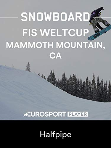 Snowboard: FIS Weltcup 2018/19 in Mammoth Mountain, CA (USA) - Halfpipe