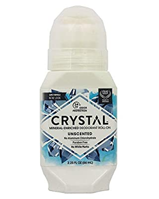 Crystal Deodorant Roll On