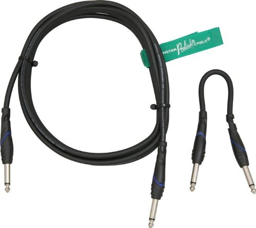 Monster Cable S100-I 2 X 1/4 Inches Straight Instrument Cable