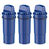 Waterdrop CRF-950Z NSF Certified Pitcher Water Filter, Compatible with Pur Pitchers and Dispensers PPT700W, CR-1100C, DS-1800Z and PPF951K, PPF900Z Water Filter, Pack of 3