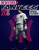 """New York Yankees 2022 Calendar: Baseball calendar 2022, SPORT Calendar 2022-2023 – 18 months – BIG SIZE 17""""x11"""". Planner for all fans kids boys"""