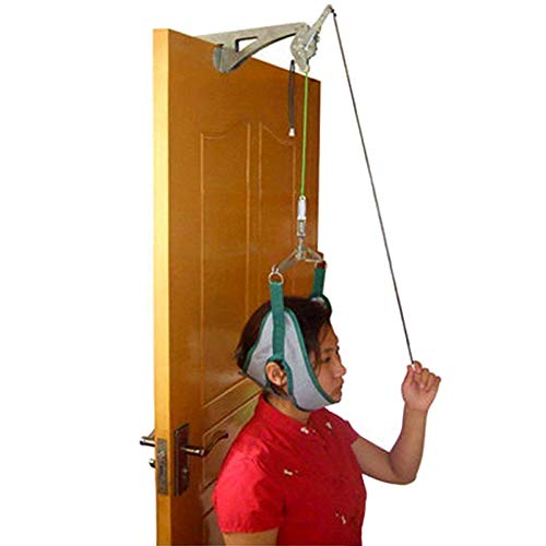 Genmine Over The Door Cervical Traction Device