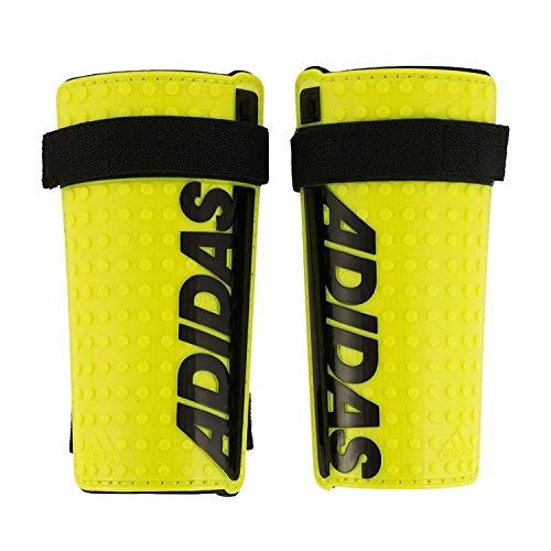 adidas Herren Schienbeinschoner ACE Lite, Solar Yellow/Vivid Yellow S13/Black/Silver Met, S