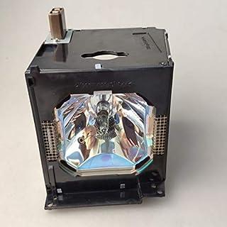 CTLAMP Original AN-K12LP/BQC-XVZ100005 Prijector Lamp Assembly with Original USHIO Bulb Inside w/Housing Compatible with S...