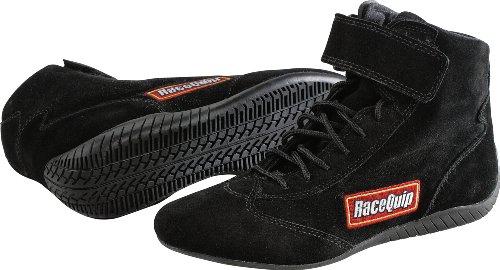RaceQuip 30300110 Size 11 Black SFI 3.3/5 Race Shoe