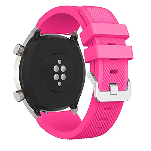Brting Sorteo Sport Band para Huawei Watch GT Strap Strap Reloj de reemplazo de Reloj de Reloj de Reloj para Huawei Watch GT Pulsera 46mm Accesorios