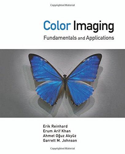 Reinhard, E: Color Imaging: Fundamentals and Applications