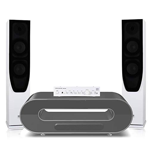 Koda Pack HiFi/WH Home Cinema Verstärker 2 x 150W