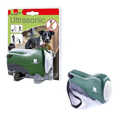 Swissinno 1 236 001 Répulsif Chien Ultrasonique Portatif