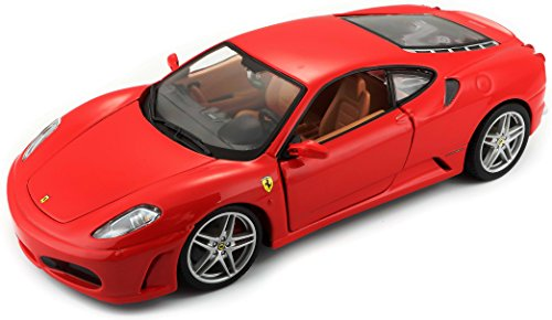 Bburago Maisto France - 26008 - Véhicule miniature - Ferrari F430 - Échelle 1/24 - Couleur aléatoire