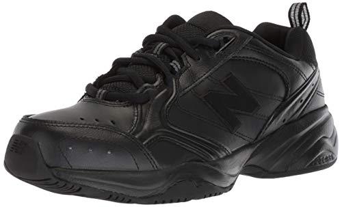 New Balance Damen 624 Schuhe, 35 EUR - Width B, Black