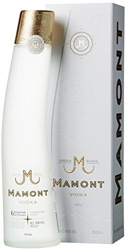 Mamont GP Wodka mit Geschenkverpackung(1 x 0.7 l)
