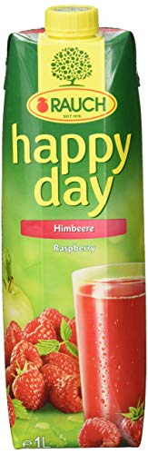 Rauch Happy Day Himbeer, 6er Pack (6 x 1 l)