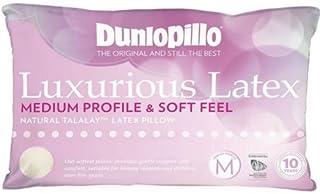 Dunlopillo Talalay Latex Luxurious Medium Profile & Soft Feel Pillow RRP $129.95