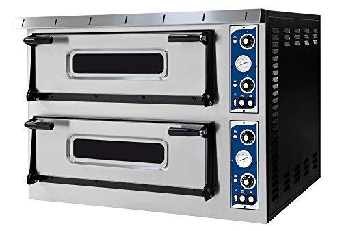 Pizzaofen CLASSIC 44 Prismafood Premium geeignet für 8 x Ø 32 cm Pizzen