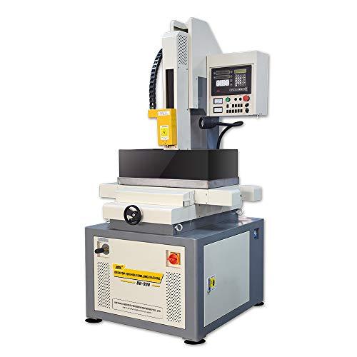 Amazing Deal DK-908 Manual Benchtop EDM Drilling Machine EDM Driller Φ0.3-3mm(Φ0.012''-0.12'') shi...