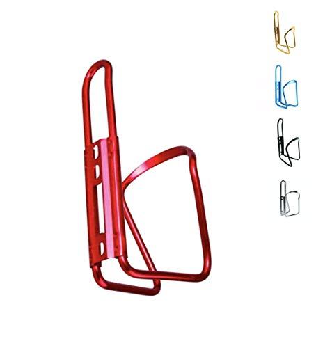Portabidones para bicicleta, portabotellas de aluminio liger
