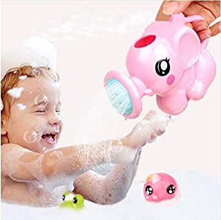 PKRISD Plastic Lovely S Water Elephant Spray for Shower Swimming Toys for Children Gift Drop Shipping Sale Must Haves for Kids Childrens Favourites Superhero Stickers Unboxing Toys