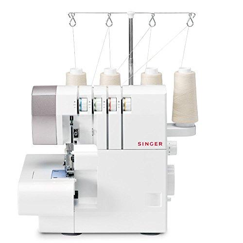 Máquina de Costura Singer Ultralock 14SH754BR/127V - 110V