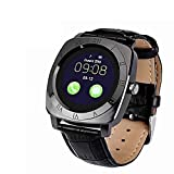 BELWICK(COMBO OFFER GET S650 HEADSET WITH X3 WATCH) X3 Bluetooth Smart Wrist Watch