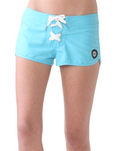 Roxy Damen Boardshort Morning Session, neon blue, 42-44 (XL), XMWBS131-