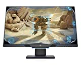 HP 25MX - Monitor de 25' FullHD (1920x1080, IPS LED, 16:9, 1 HDMI 2.0, 1ms, Antireflejo, Low Blue light, Ajustable), Negro