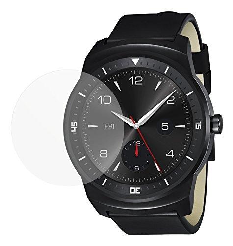 Bester der welt Kompatibel mit Dipos I 6X Displayschutzfolie, Matt und LG G Watch R Bildschirmfolie.