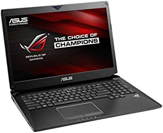 ASUS G750JS-T4068H 17.3-inch Laptop (Intel i7-4700HQ 2.4GHz, 8G RAM, 1.5TB HDD Windows 8.1)