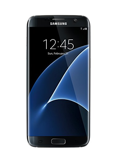 Samsung Galaxy S7Edge G935F Smartphone, 32;GB, Schwarz