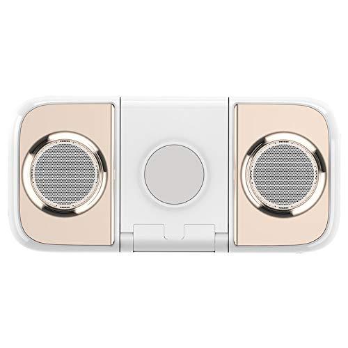 NCBH Backup Bluetooth luidspreker van de bank zonder kabel Qi externe accu 10000mAh telefoonhouder voor mobiele telefoons Tablet digitale camera product kantoor