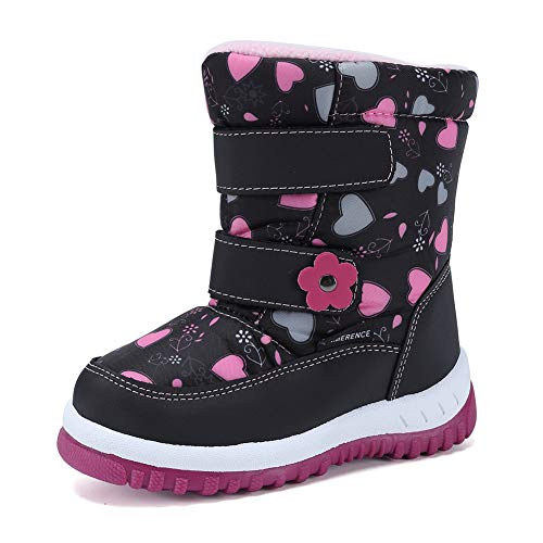 CIOR Winter Snow Boots for Boy and Girl Outdoor