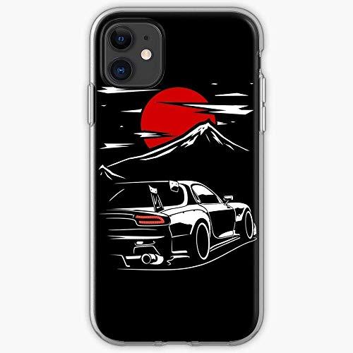 Compatible con iPhone Samsung Xiaomi Redmi Note 10 Pro/9/8/9A/Poco M3 Pro Funda Mazda Rx7 Fd 7 3S RX Fs3S Cajas del Teléfono Cover