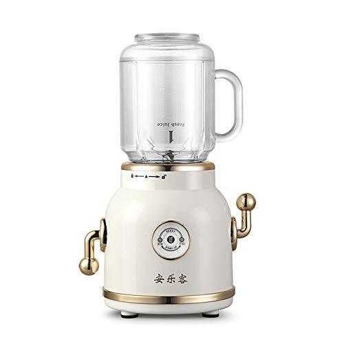 TL Retro Juicer, Haushalt Kleine tragbare Saft Maschine Obst Auto Multi-Funktions-Kochmaschine