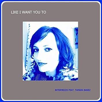 Like I Want You To (feat. Tamara Banez)