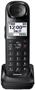 Panasonic KX-TGLA40B Dect 6.0 Digital Additional Cordless Handset for KX-TGL432B/KX-TGL433B  Renewed
