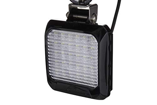 Hella 1GA 995 193-011 Arbeitsscheinwerfer - Flat Beam 500 - LED - 12V/24V - 500lm - Anbau - hängend - Nahfeldausleuchtung