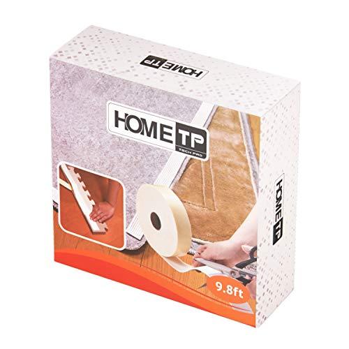 Area Rug Gripper for Hardwood Floors, 9.8Ft Premium Washable Non Slip Rug...
