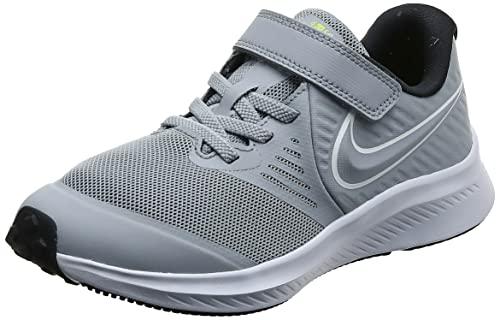 Nike AT1801-005-13.5C Laufschuh, Mehrfarbig, 31.5 EU