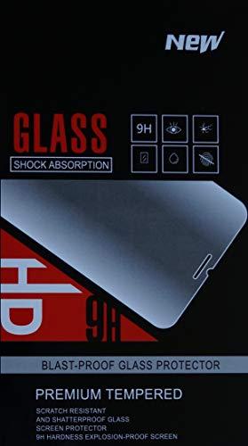 Vernal 2X Schutzglas für Sony Xperia L2 Glasfolie 9H 2.5D Bildschirmschutzfolie Glass Premium Tempered Glass Protection