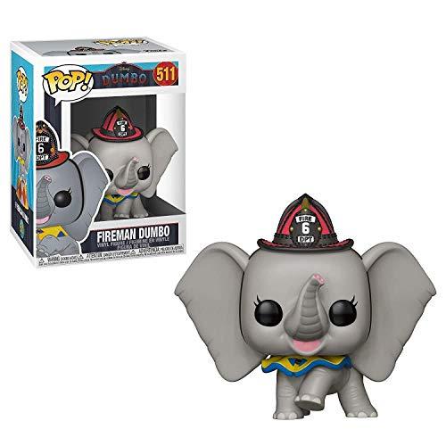 FUNKO POP! DISNEY: Dumbo (Live) - Fireman Dumbo