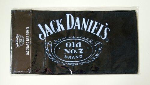Jack Daniel 's Jacquard toalla de Bar