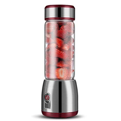 Find Bargain Portable Juicer Blender Mini Personal Smoothie Maker With 380ML Blending Cup For Fruit ...