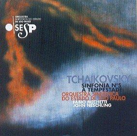 交響曲第5番(メケッティ指揮)、テンペスト(ネシュリング指揮) サンパウロ交響楽団