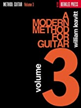 A Modern Method for Guitar - Volume 3 (English Edition)