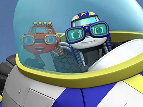 Darington fliegt zum Mond