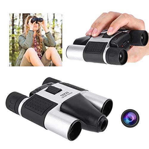 Prismáticos cámara digital, telescopio de cámara 20 x 50, ligero, compacto y claro, imagen de 10 – 25 x Zooming Patrol Muebles diarios para senderismo al aire libre