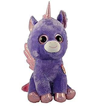 Ty Beanie Boos Athena - Unicorn with Wings Large